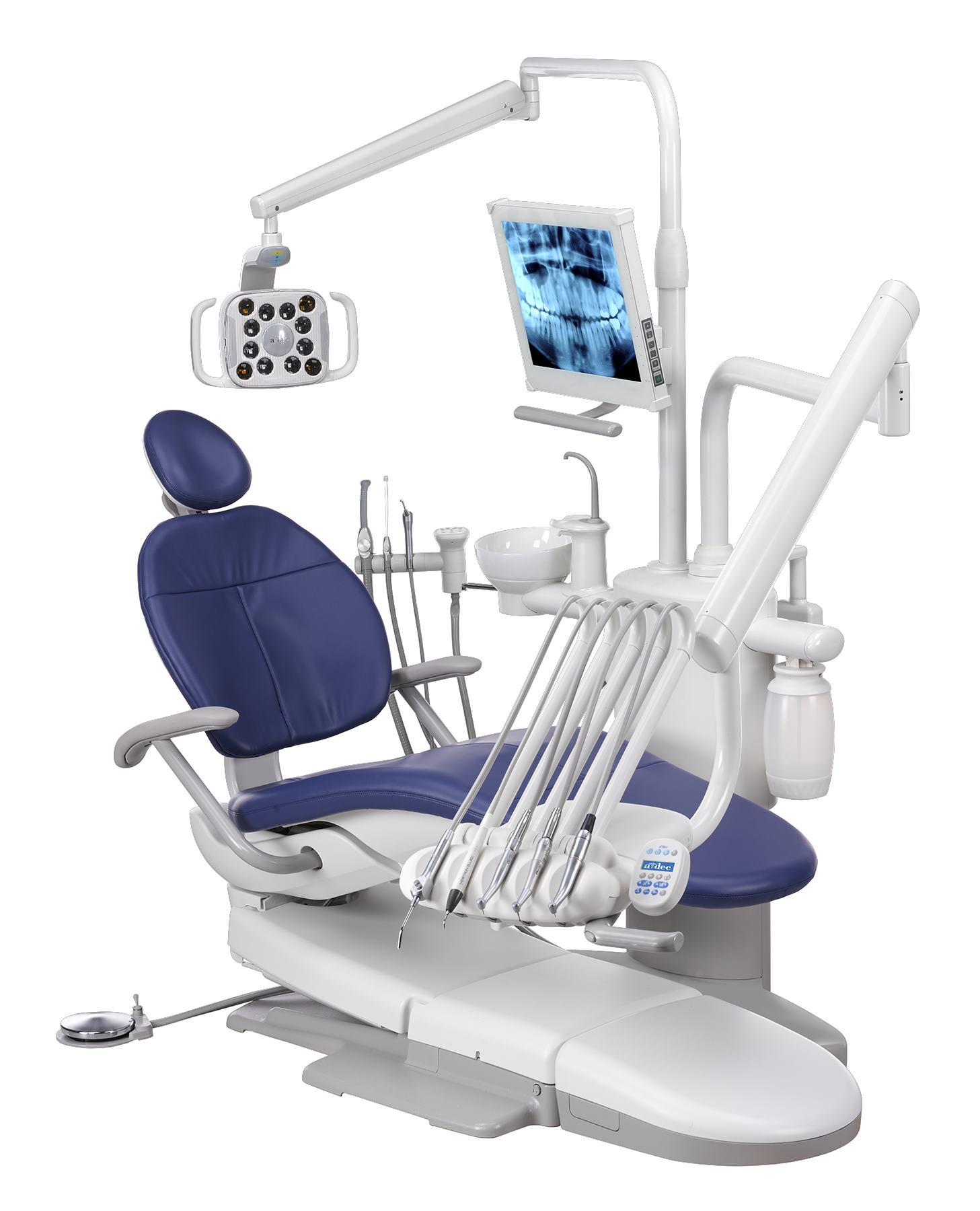 Adec 300 Pedestal Quality Dental Chairs Australia