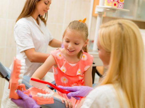 Dental Depot Positive Experience for Kids