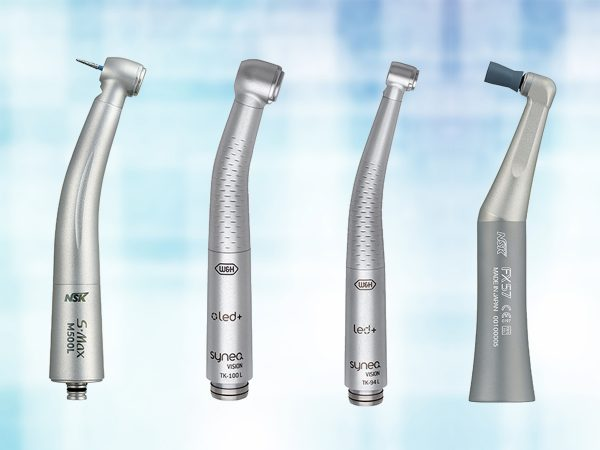 Handpieces: The Most Important Equipment in Your Dental Practice