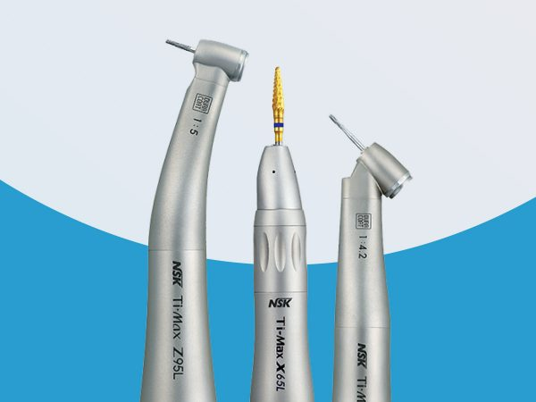 Why You Need The NSK Ti-Max Handpiece Range